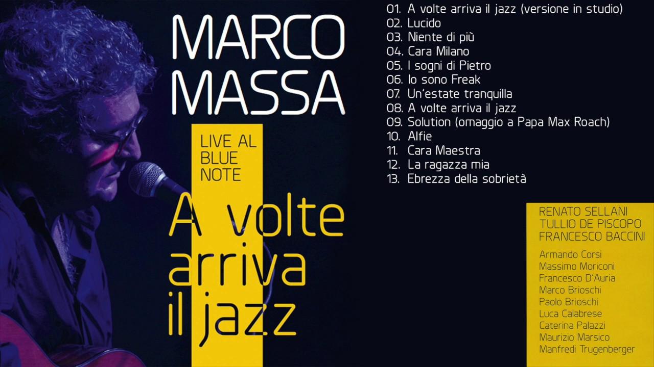 Marco Massa - A Volte Arriva Il Jazz
